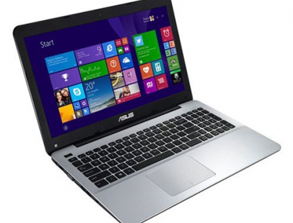 "ASUS X555LF (Core i3 5010U 2100 MHz/15.6""/1366x768/4.0Gb/1000Gb/DVD-RW/NVIDIA GeForce 930M/Wi-Fi/Bluetooth/Win 10) (90NB08H2-M01910)"