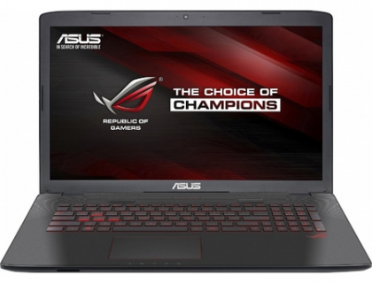"Игровой ноутбук 2017 ASUS ROG GL752VW Intel Core i5 6300HQ 2300 MHz/17.3""/1920x1080/8.0Gb/2000Gb/DVD-RW/NVIDIA GeForce GTX 960M/Wi-Fi/Bluetooth/Win 10 Home (90NB0A42-M04910)"