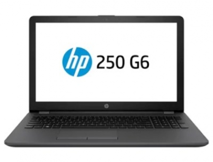 "HP 250 G6 (2SX53EA) Intel Celeron N3350 1100 MHz/15.6""/1366x768/4Gb/500Gb HDD/DVD-RW/Intel HD Graphics 500/Wi-Fi/Bluetooth/DOS (Silver)"